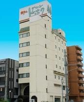 この街では老舗ビジネスホテルとして地域の皆様にもご利用頂いております。