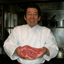 国産ブランド牛のお肉