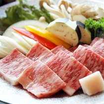 【一品追加料理】かずさ牛のステーキ