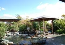 庭園露天風呂 (男性)