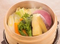季節の温野菜