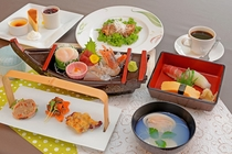 sakura邸露天風呂付き客室 ご夕食