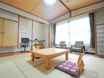 【客室】和室8畳(本館)