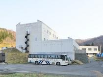 【外観】ホテル神居岩