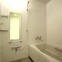 【シングルSバス一例】お家のお風呂のように快適にご利用いただけますよ♪