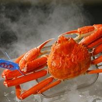 冬の味覚 ゆで蟹