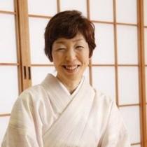 若女将 靖子でございます!