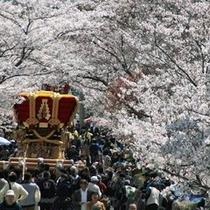 賀集八幡神社 春祭り