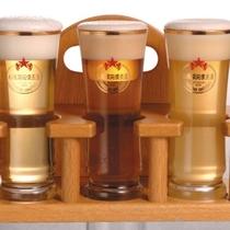 ◆クラフトビールを飲み比べてお気に入りの一杯を見つけてください!