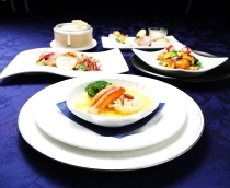 2階中国料理『桃源』料理イメージ