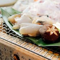ふぐ魚醤焼