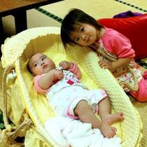 赤ちゃんと一緒★