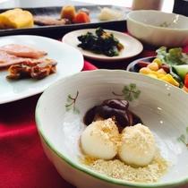 朝食和食②