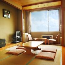 【一番予約の多いお部屋 和室8畳】トイレ別