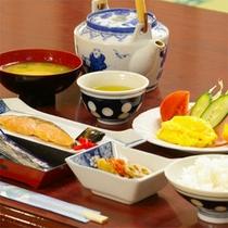 ≪和朝食≫
