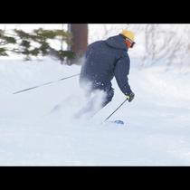スキーヤー&スノーボーダー大歓迎♪