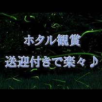 ホタル観賞☆彡
