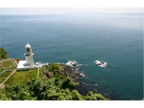 断崖絶壁の絶景!地球岬は室蘭のおススメ観光スポット♪