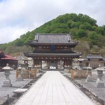 *【恐山菩提寺】当館より車で30分!三大霊場の一つに数えられる有名な観光パワースポットです。