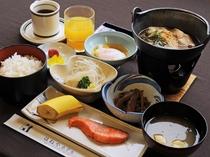 【朝食の一例】和朝食