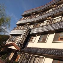 橋本屋玄関 メイン画像
