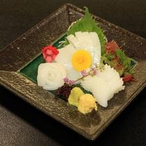 【一品料理※当日可】  イカ刺  ¥1,230