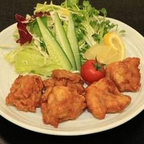 【一品料理※当日可】鶏唐揚げ¥620