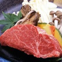 【一品料理※要予約】国産牛フィレステーキの陶板焼¥3,810