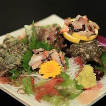 【一品料理※当日可】サザエのお刺身¥1,230