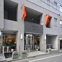 新宿の主要4駅の中心に位置し ビジネスや観光に好立地な拠点。