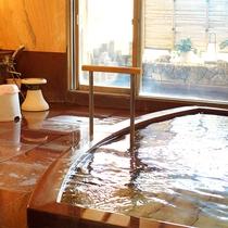 [婦人風呂内湯/アメニティを豊富にご用意♪泉質自慢の温泉をお楽しみください☆]
