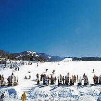 スキー場ー350