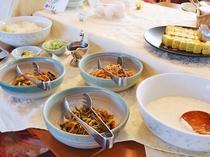 【朝食バイキング】和食メニューも豊富