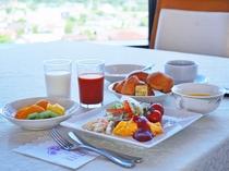 【朝食バイキング】お好きなメニューで素敵な朝食を…★