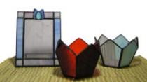 ステンドグラス体験 一例