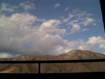 プラトンツインから見た千曲川側の眺望