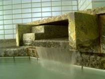 千曲温泉㈱の天然温泉。お肌に優しい単純温泉です。