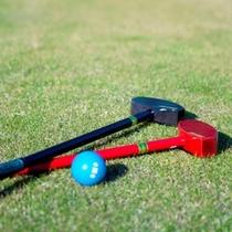 【通年(9月30日まで)】グラウンドゴルフ  ※有料