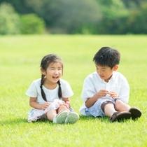 子供たちの笑顔のいっぱい出会える!!