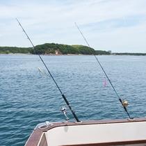 【通年(9月30日まで)】沖釣りチャーター    ※有料