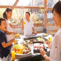 【夏季限定・BBQ】