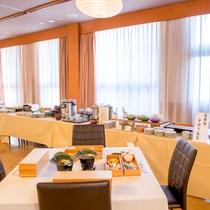 【ホテル朝食】