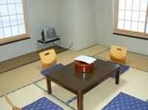 10畳の和室です