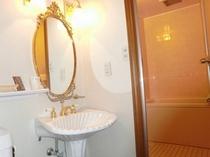 和室の浴室