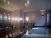 新館ホテルプラトンの風呂