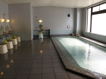 新館ホテルプラトンの天然温泉大浴場