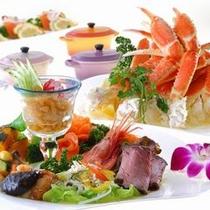 ◆夕食バイキングイメージ
