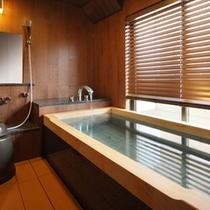 八番館眺望風呂付和洋室風呂
