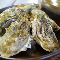 浦村牡蠣の焙烙
