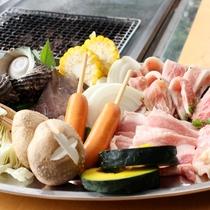 【海鮮BBQ】